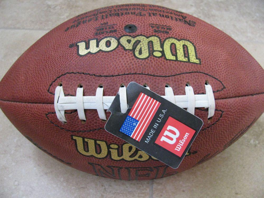 wilson high school football ball