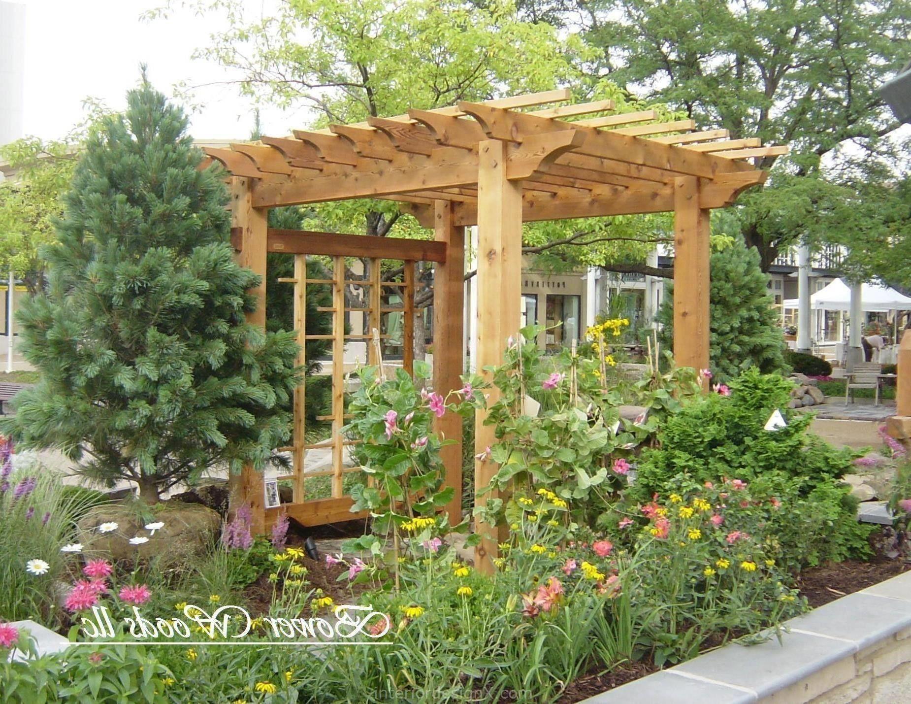 eddebacdadfccfe.jpg BACKYARD ARBOR DESIGN IDEAS Wooden Pergolas ...