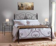 Lits En Fer Forge Modele Turin Iron Bed Steel Bed Bed