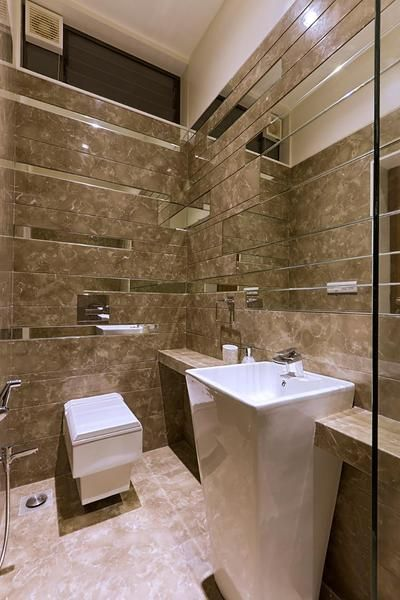 Bathroom Washroom Design Spa Bathroom Design Ideas: Bathroom Designs - P & D Associates