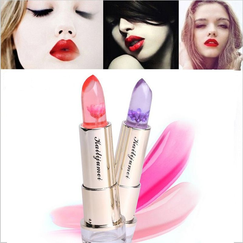 Photo of Lip Stick Makeup Magic Color Temperature Change Moisturizer Bright Surplus Lipst…