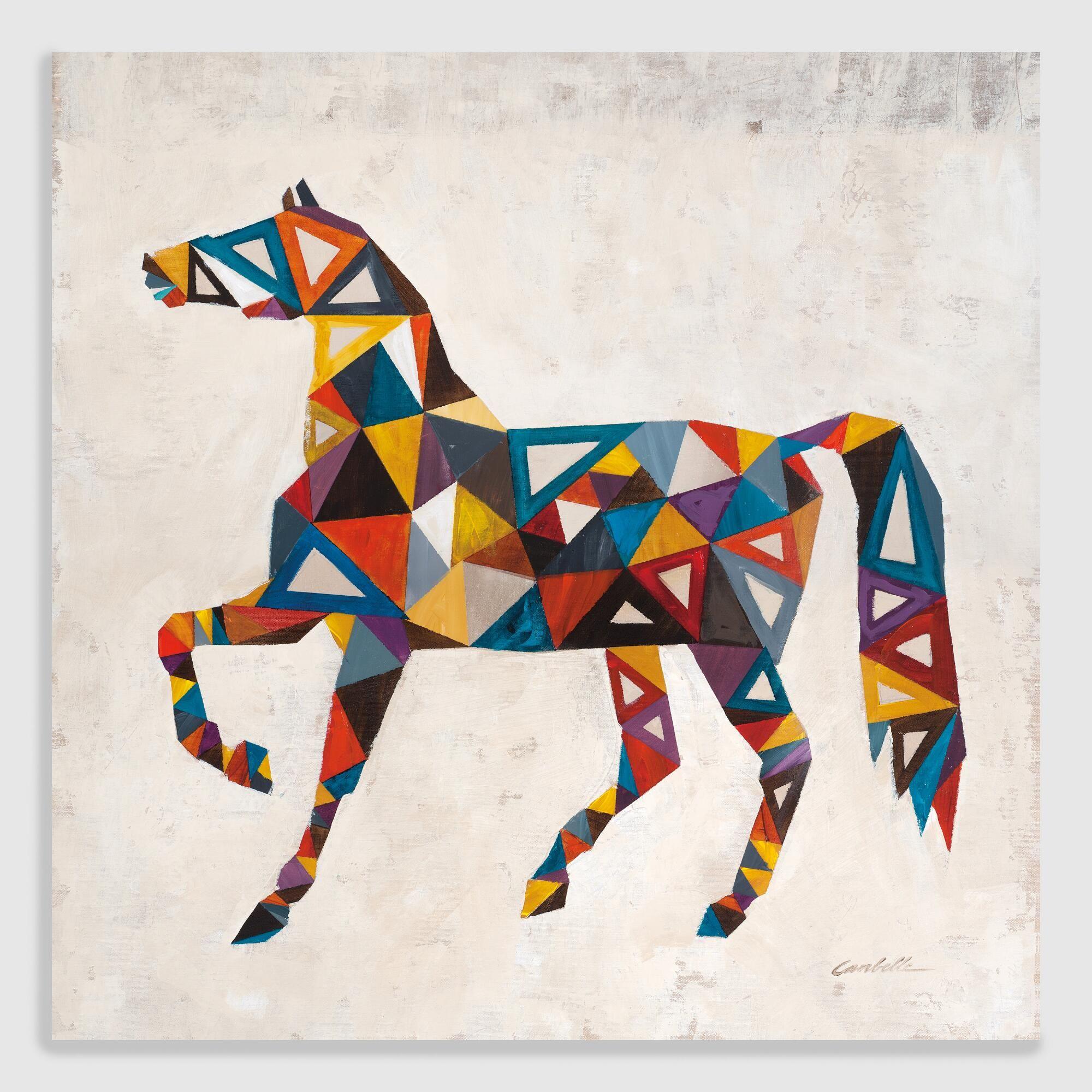 Horse shaped pillows for children - Horse