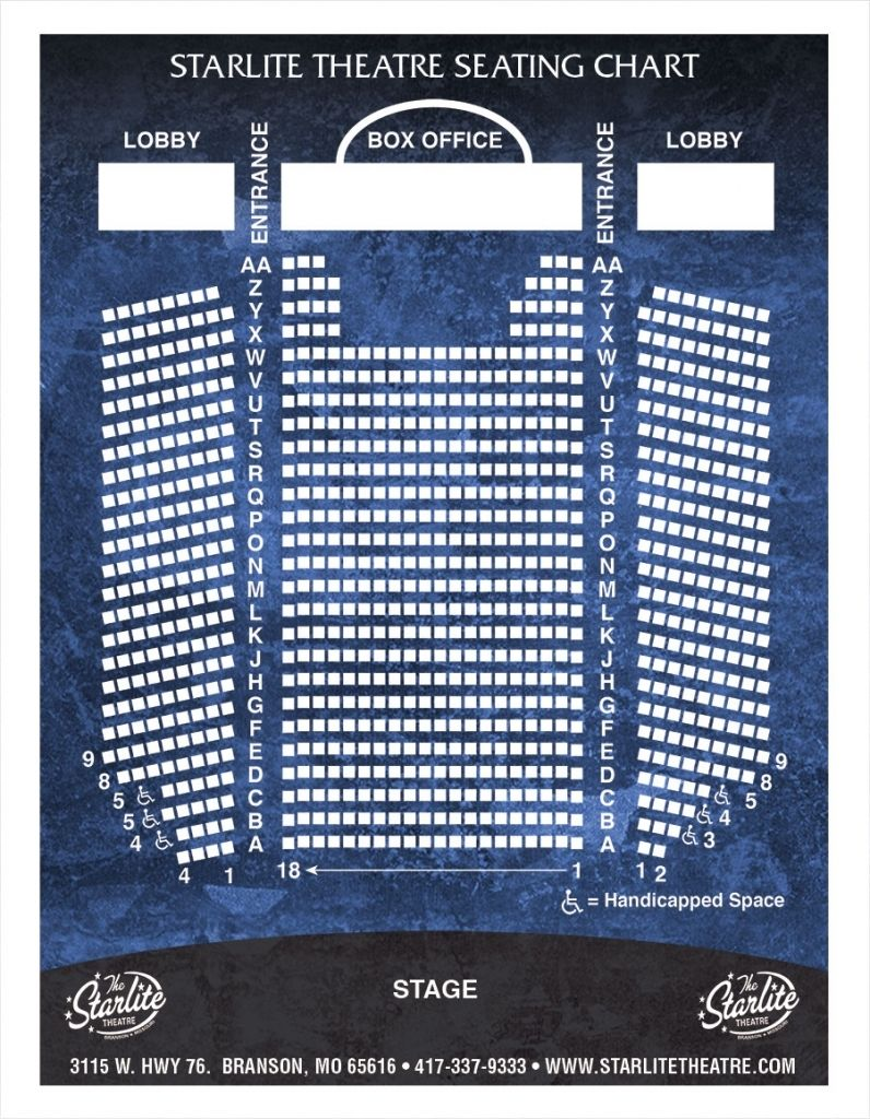 Starlight Theater Seating Charts Soldier Field Seating