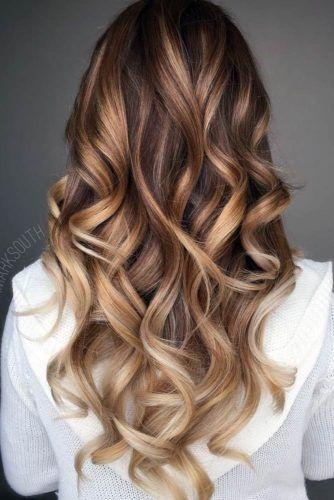 Balayage Hair Trend | Caramel ombre, Blonde balayage and Balayage