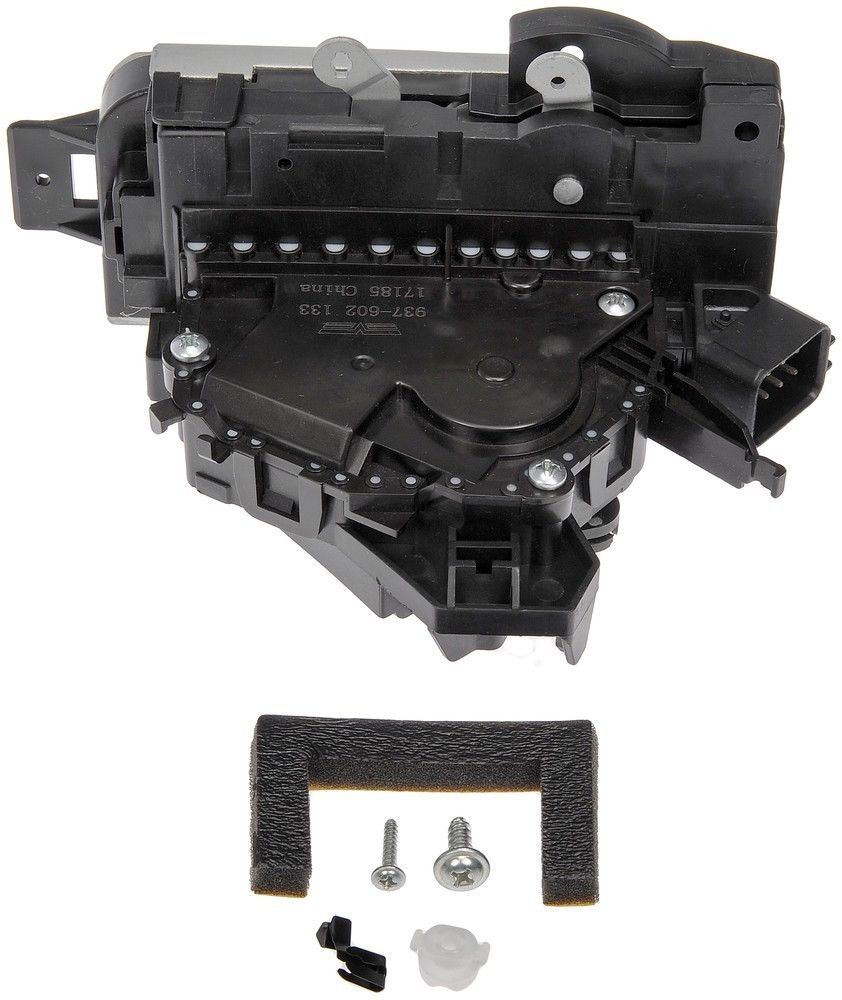 Door Lock Actuator Motor Front Left Dorman 937 602 Fits 00 01 Ford Focus With Images Ford Focus Actuator Ford Focus 2