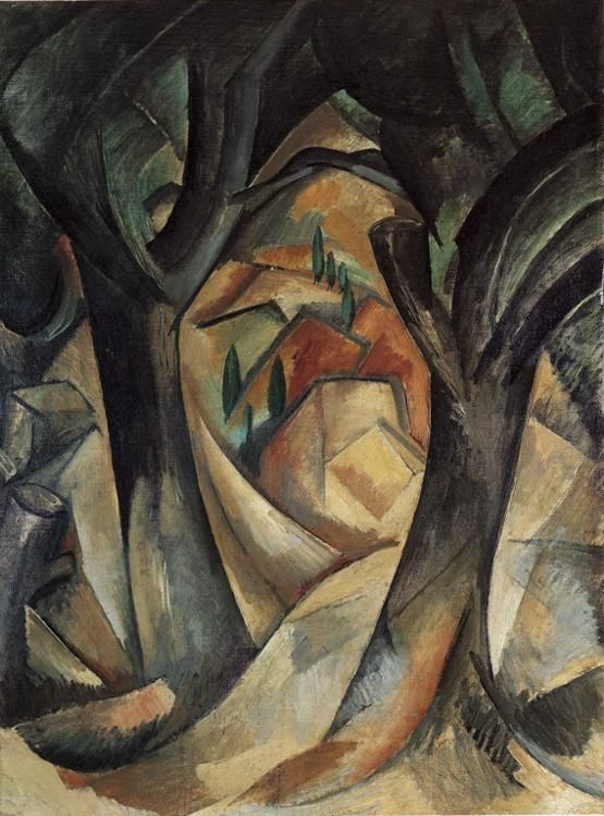 Georges Braque Paintings Artwork Gallery In Chronological Order