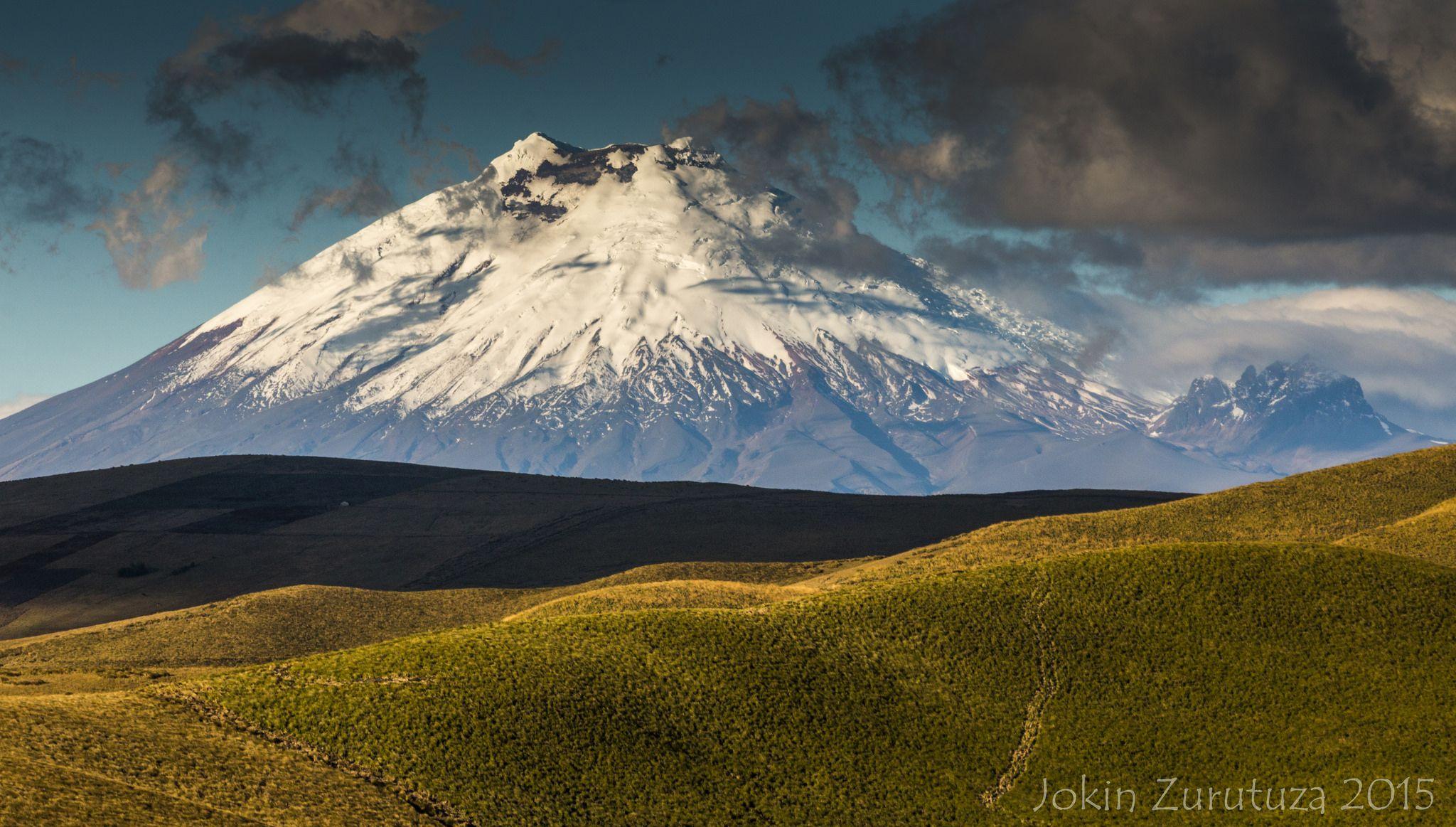 Llullaillaco volcano location