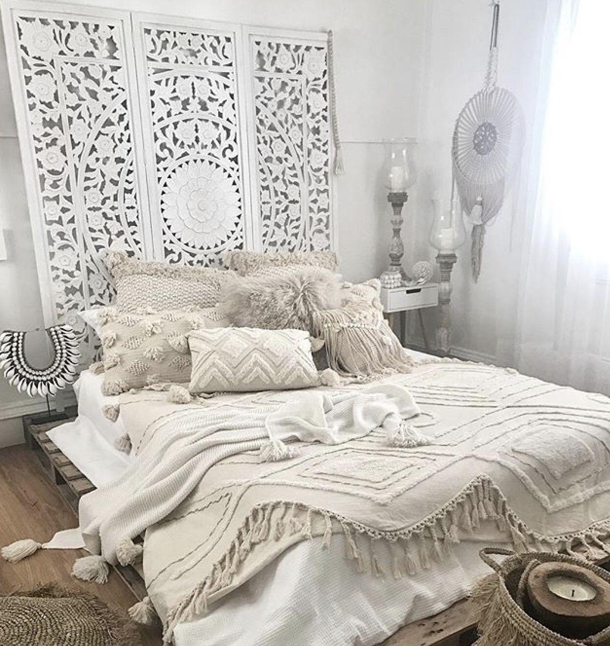 Bedroom inspo home decor bedrooms sweet bohemian also and bedding design ideas boho rh pinterest