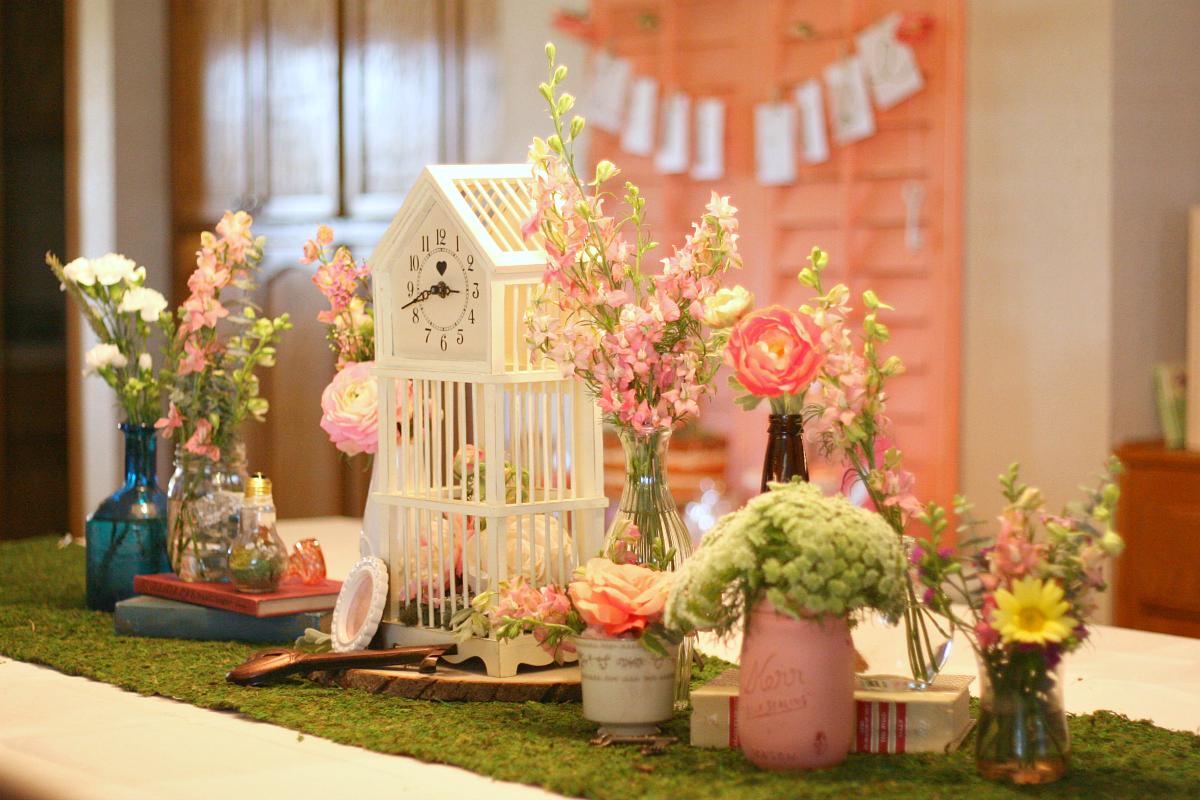 Love Sparkle Pretty Blog Personal My Secret Garden Themed