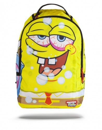 848b50a2a77 SPRAYGROUND X SPONGEBOB PARTY PANTS BACKPACK