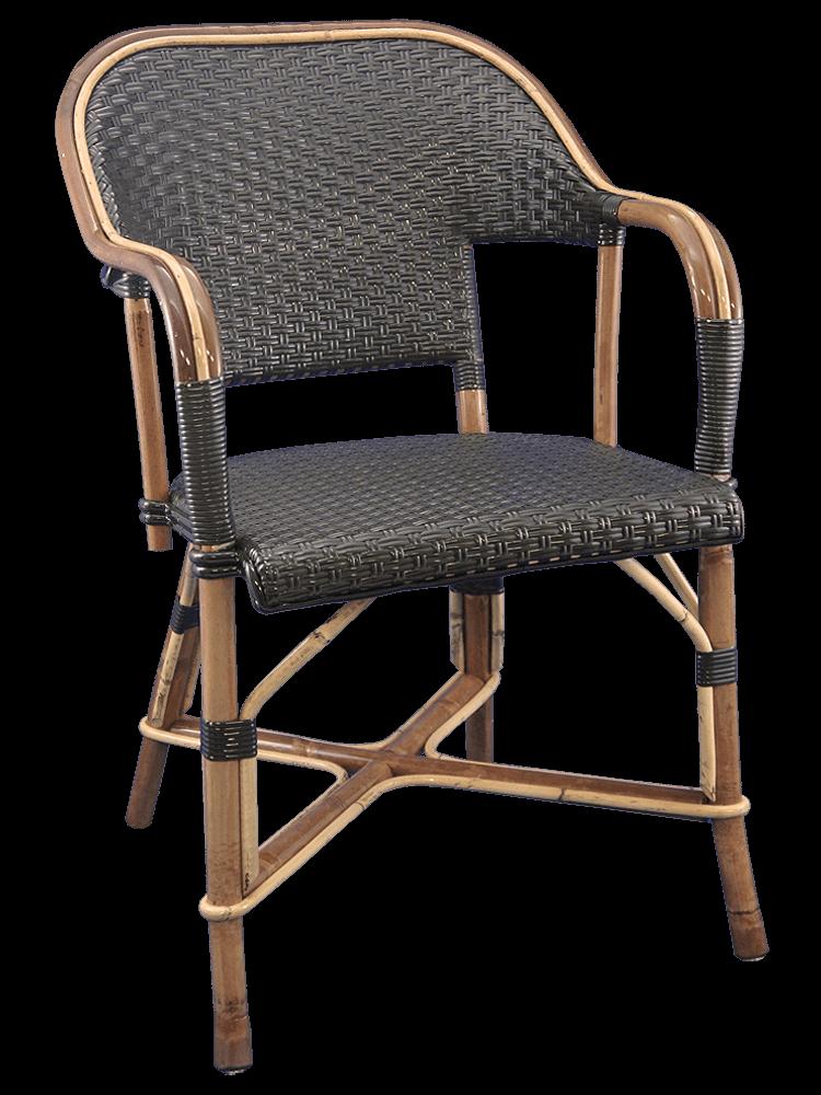 Collections Maison Gatti Rattan Chair Bistro Chairs Chair
