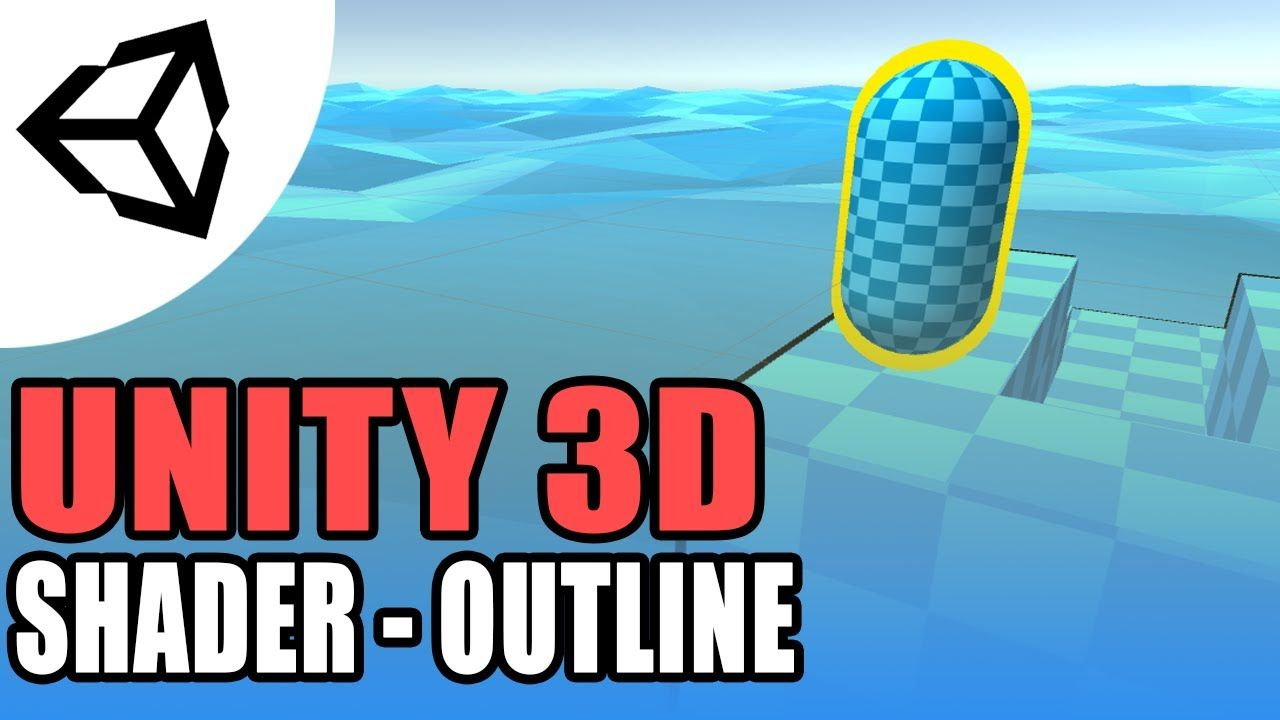Shader - Smooth Outline - [Tutorial][C#] | unity | Unity game