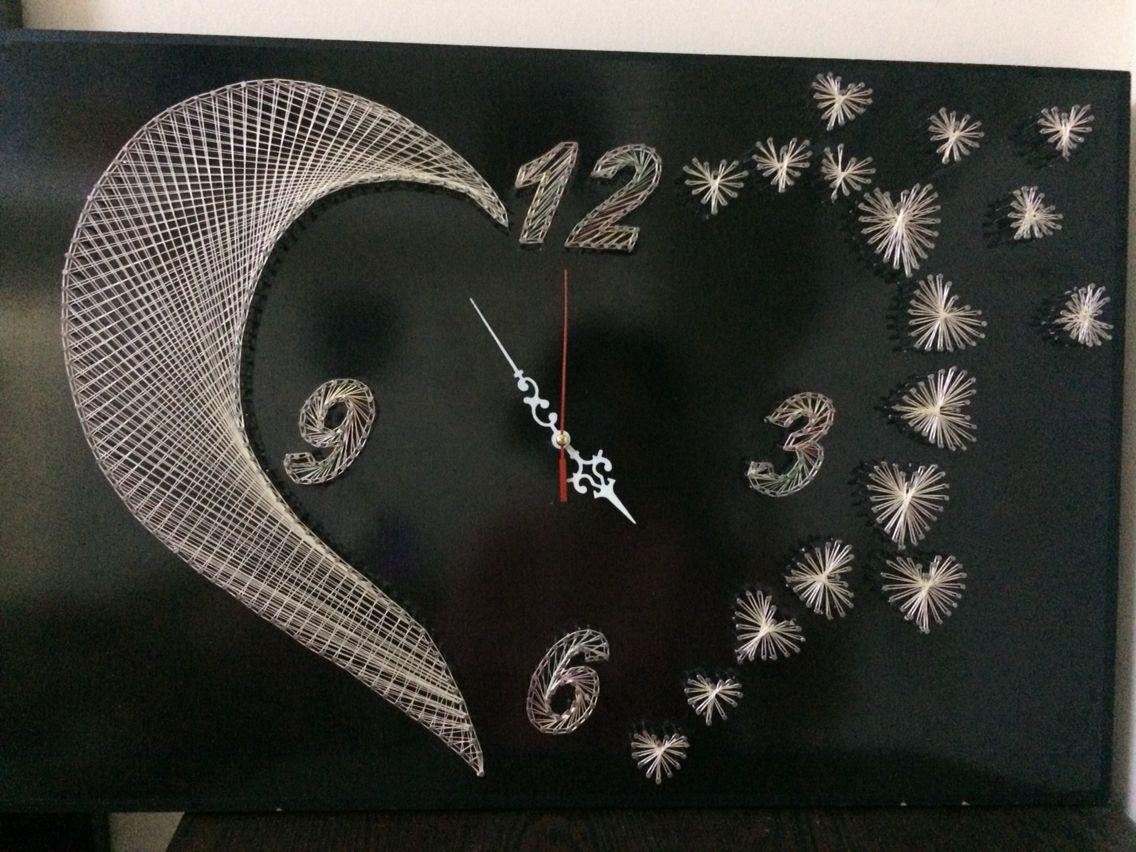 Pin de Layla Haiali en String art | Pinterest | Cuadro
