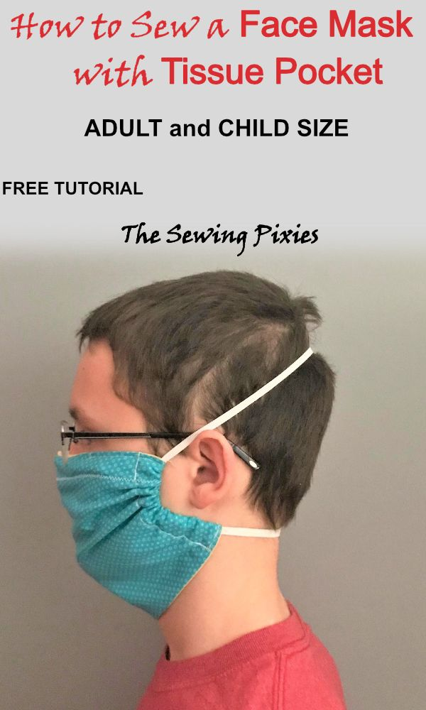 Photo of DIY Surgical Face Mask Free Pattern – Agnes Creates