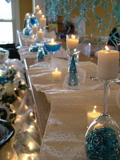 Dinner Table Decorations Centre Pieces The Masked Mommy Th Birthday Party Parties Celebration Also