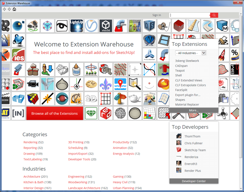 How To Install Sketchup Plugins Amp Extensions And Increase Your
