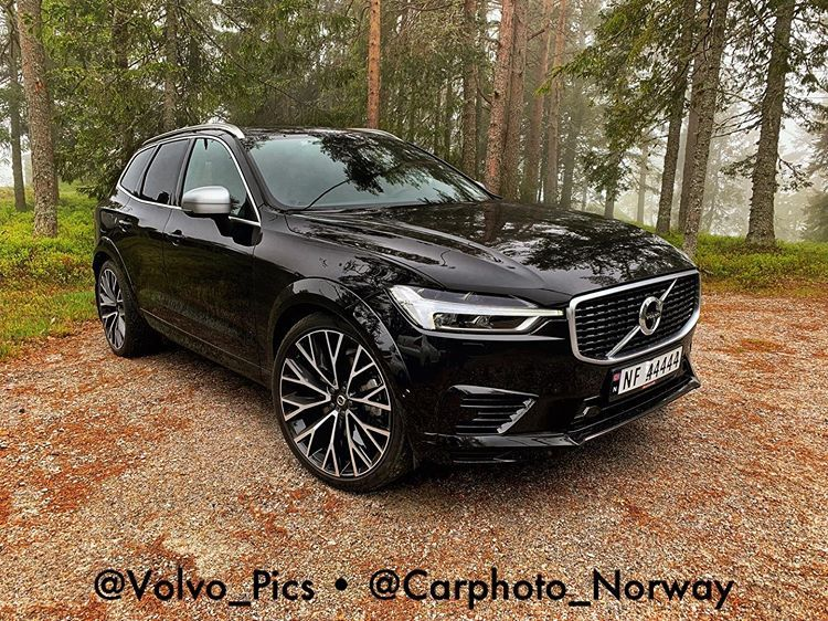 In The Forest My Friends Xc60 R Design 2019 T8 390hp With