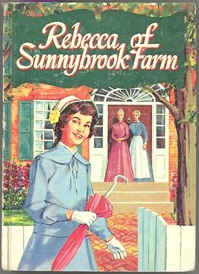 awesome Rebecca of Sunnybrook Farm by Kate Douglas Wiggins 1960 - For Sale View more at http://shipperscentral.com/wp/product/rebecca-of-sunnybrook-farm-by-kate-douglas-wiggins-1960-for-sale/