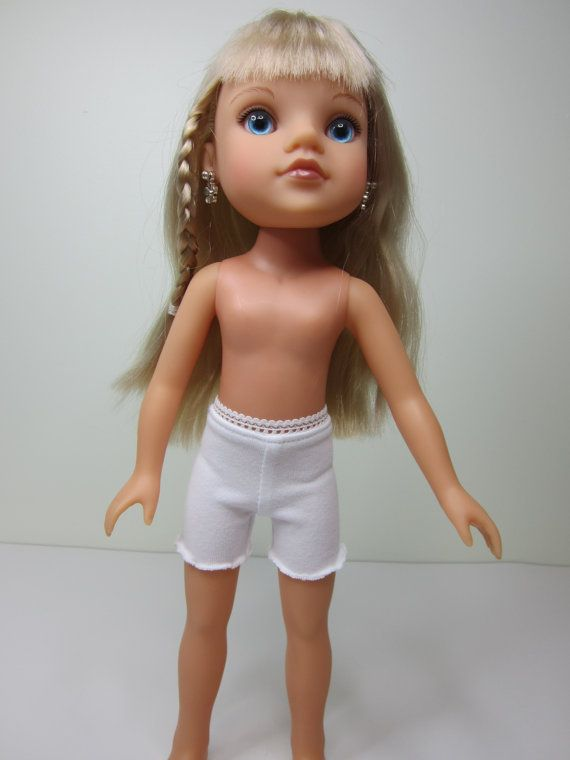 7c56864a9c0f Hearts 4 Hearts doll clothes- White boy cut Panties by JazzyDollDuds ...