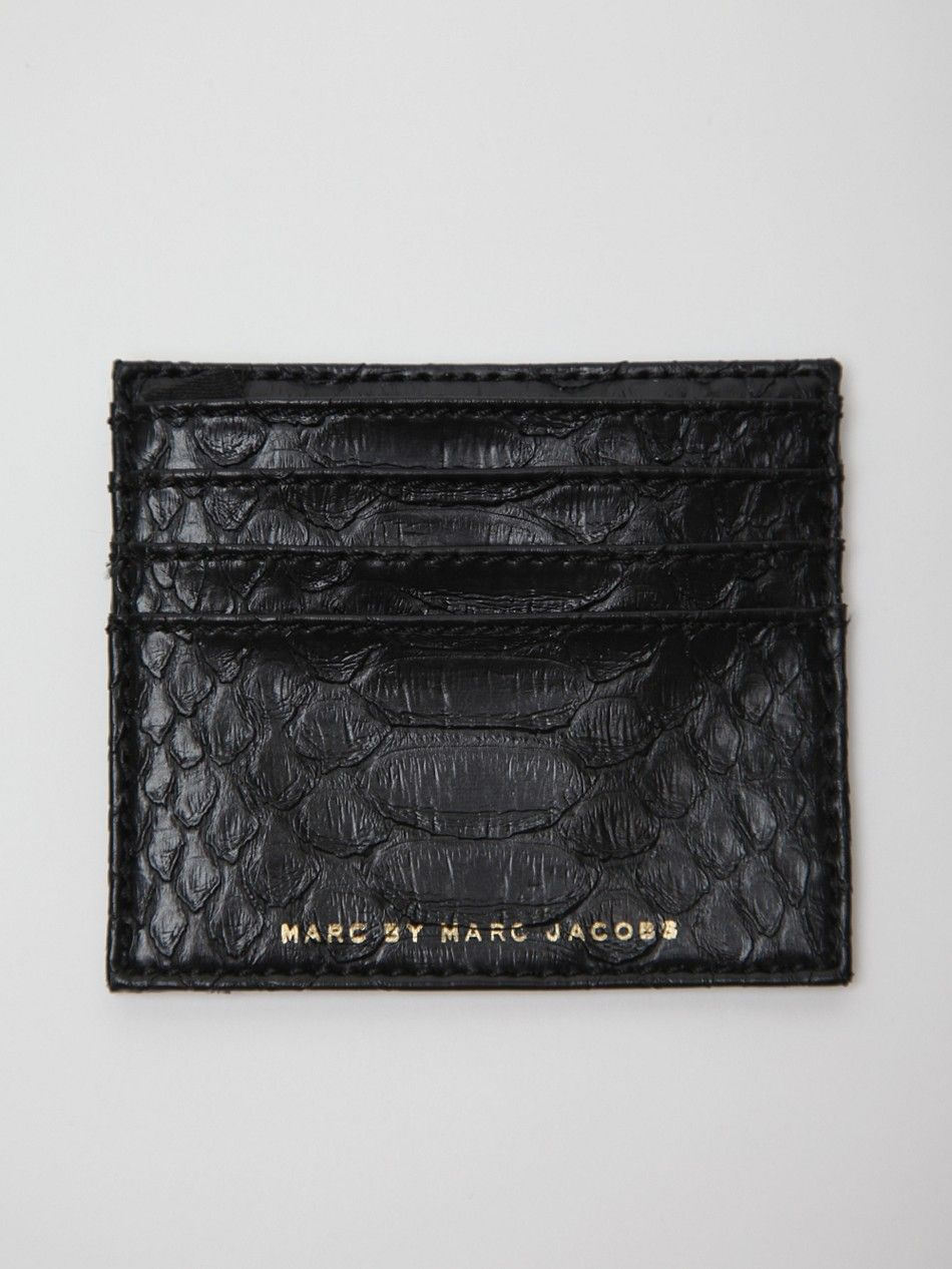 MARC BY MARC JACOBS MEN\'S CREDIT CARD HOLDER$125.00 | Mens style ...