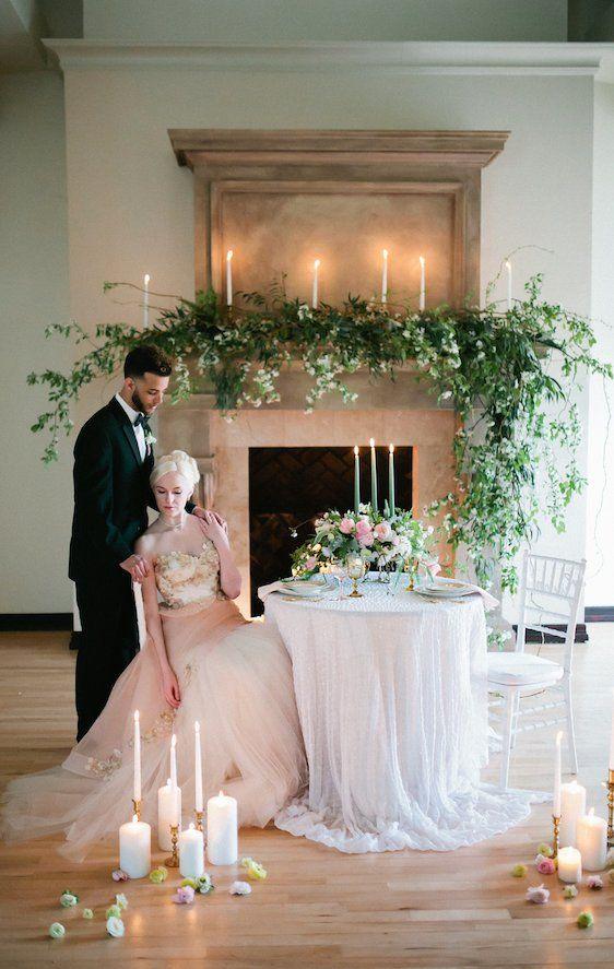 Romantic Ballet Inspired Wedding