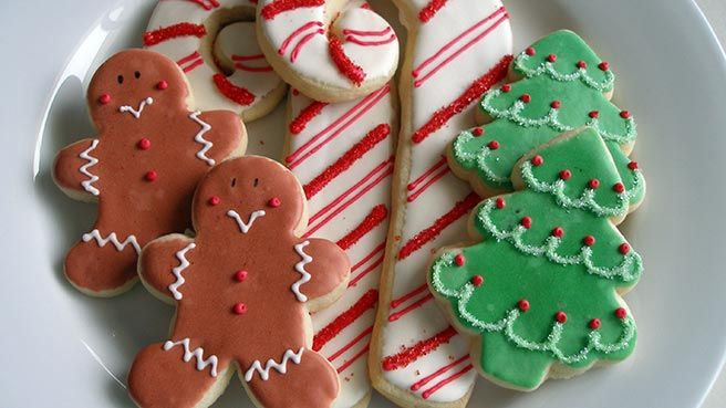 Christmas Desserts - Allrecipes Food Pinterest Christmas