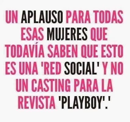 Red Social O Casting Para Playboy Imagenes Y Carteles
