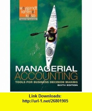 Accounting Tools For Business Decision Making 5th Edition Pdf