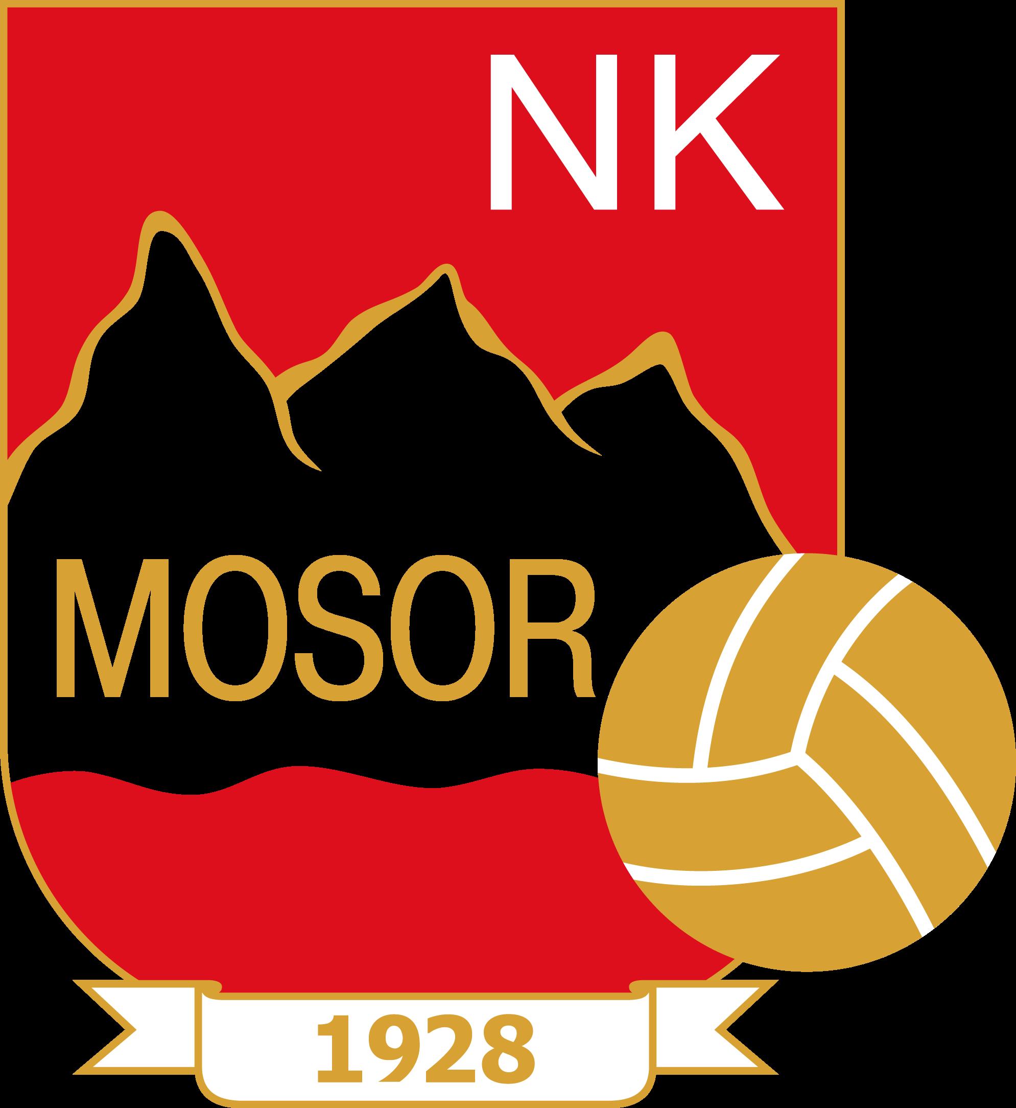 Nk Mosor Soccer Logo Football Logo Soccer Team