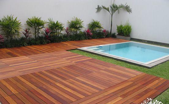 Decks y techos de madera shihuahuaco by dubrasen decks for Techos en madera para patios