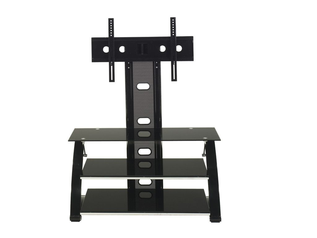 zline designs vitoria flat panel tv stand with integrated mount - Flat Panel Tv Stands