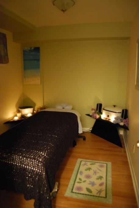 Massage Therapy Room Design Ideas: Massage Studio Decor Ideas