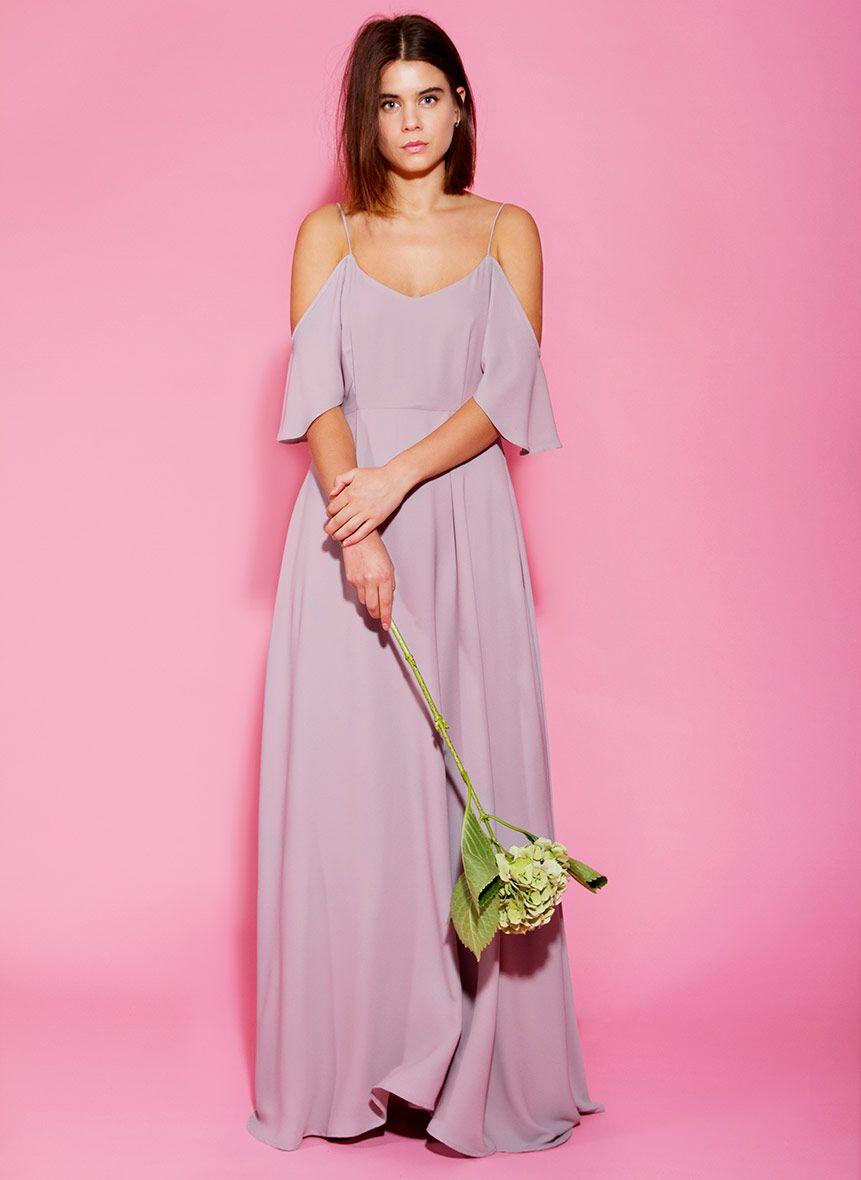 The Mykonos Concrete | Pinterest | Gray bridesmaids, Grey bridesmaid ...
