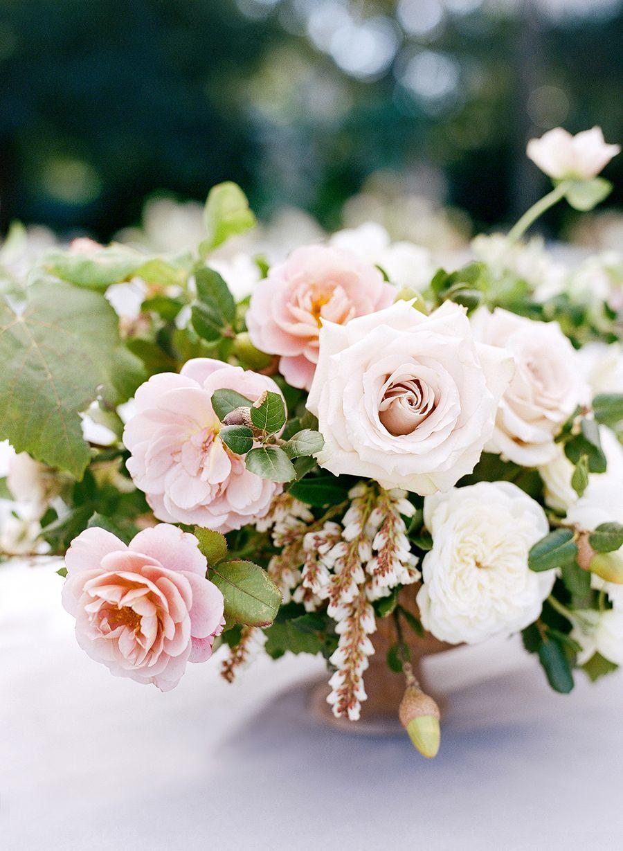 a modern take on the backyard wedding floral designs backyard