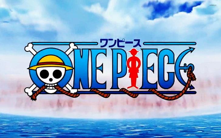 One Piece Anime Cloud Sky Water Blue Nature