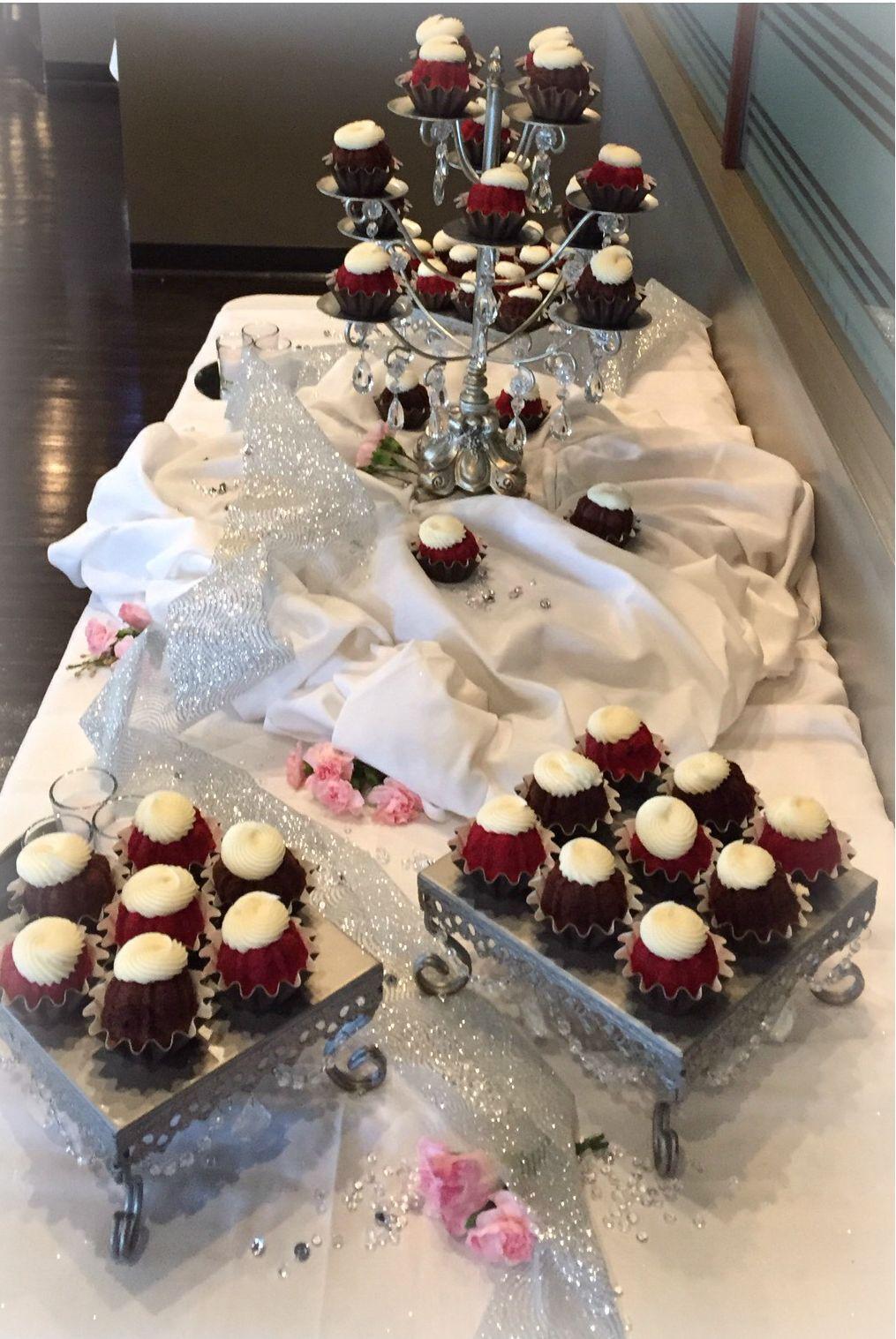 Bundtini dessert display lakeridge golf club in reno nv