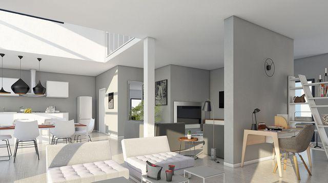 Construction D Une Maison Les Bonnes Idées Interieur