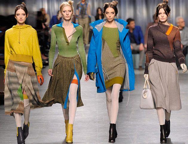 Missoni Fall/Winter 2014-2015 Collection – Milan Fashion
