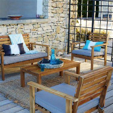 Des salons de jardin pas chers pour se relaxer cet été | Relaxer and ...
