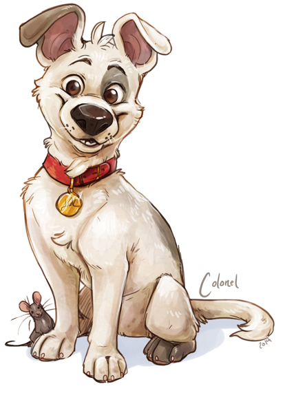 1edef6ecb5e7 Cololololnel by colonel-strawberry on DeviantArt Cartoon Dog Drawing, Baby  Cartoon, Cartoon Art