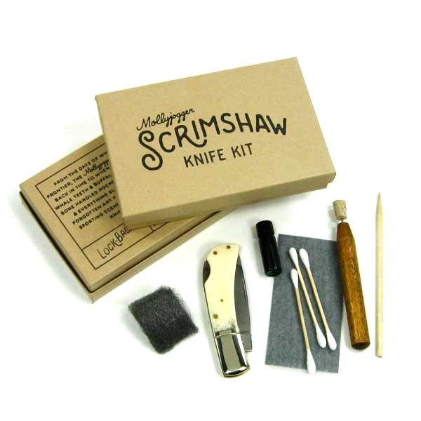 Scrimshaw Knife Kit Best Pocket Knife Folding Knives Blade