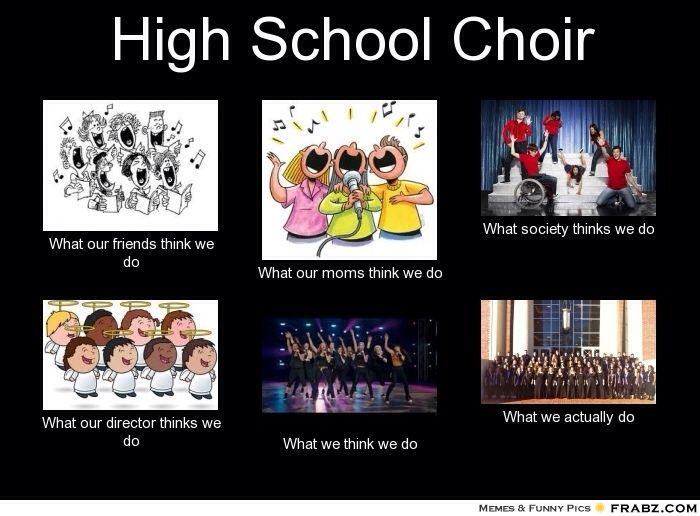 This is so true lol   Choir memes, Choir, Choir music