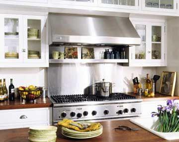 Kitchen Range Hood Ideas Stylish Ventilation Hoods My Better