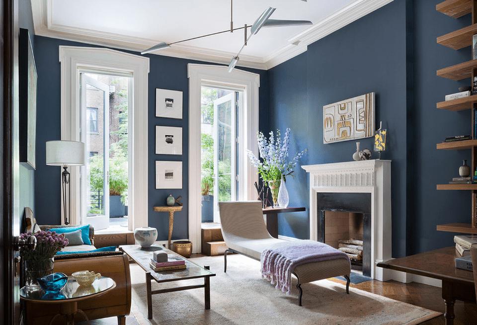 16 Beautiful Blue Living Room Ideas Blue Living Room Decor