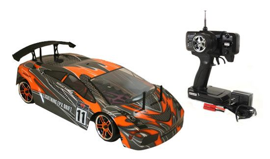 5ad8a94298259 Refurbished Redcat Racing Lightning EPX Drift OB 1:10 Electric RTR ...