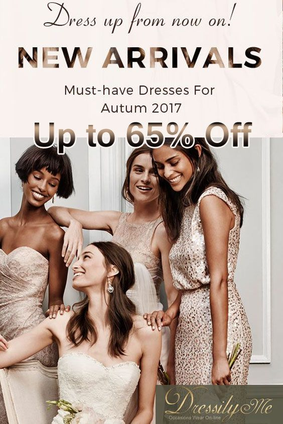 47a43eb3eec DressilyMe Online Store is offering New Arrival Wedding Occasion Dresses Up  to 65% Off For