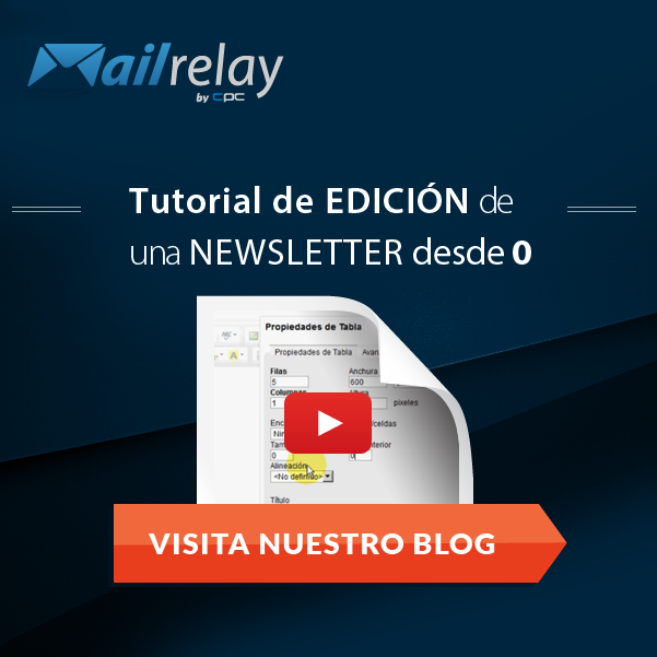 Edición de una newsletter desde 0, vídeo tutorial http://blog.mailrelay.com/es/2013/08/23/tutorial-de-edicion-de-una-newsletter-desde-0