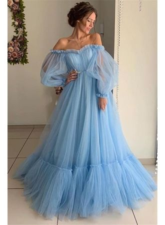 fashion abendkleider lang rosa  blaues abendkleid online modellnummer dd0390 with images