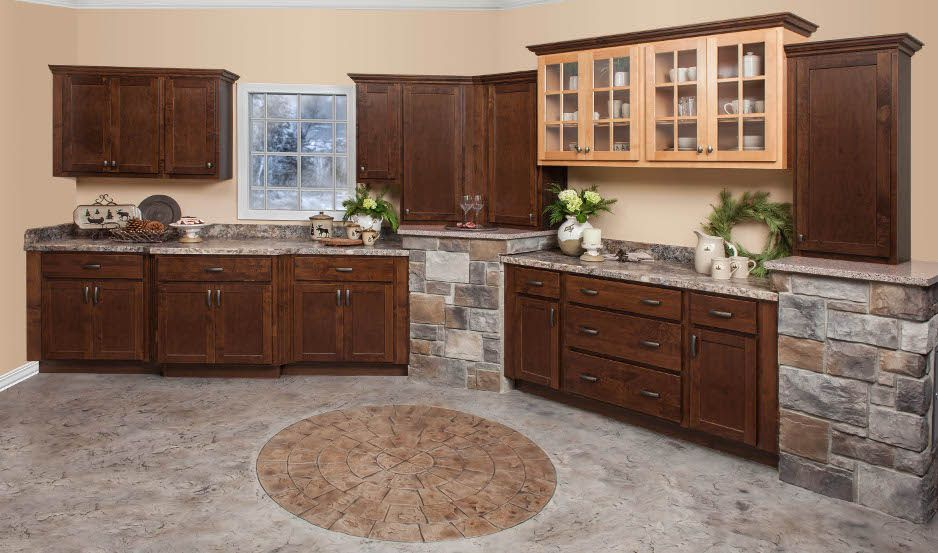 Georgetown Auburn Kitchen Cabinets In Bathroom Kitchen Remodel Kitchen