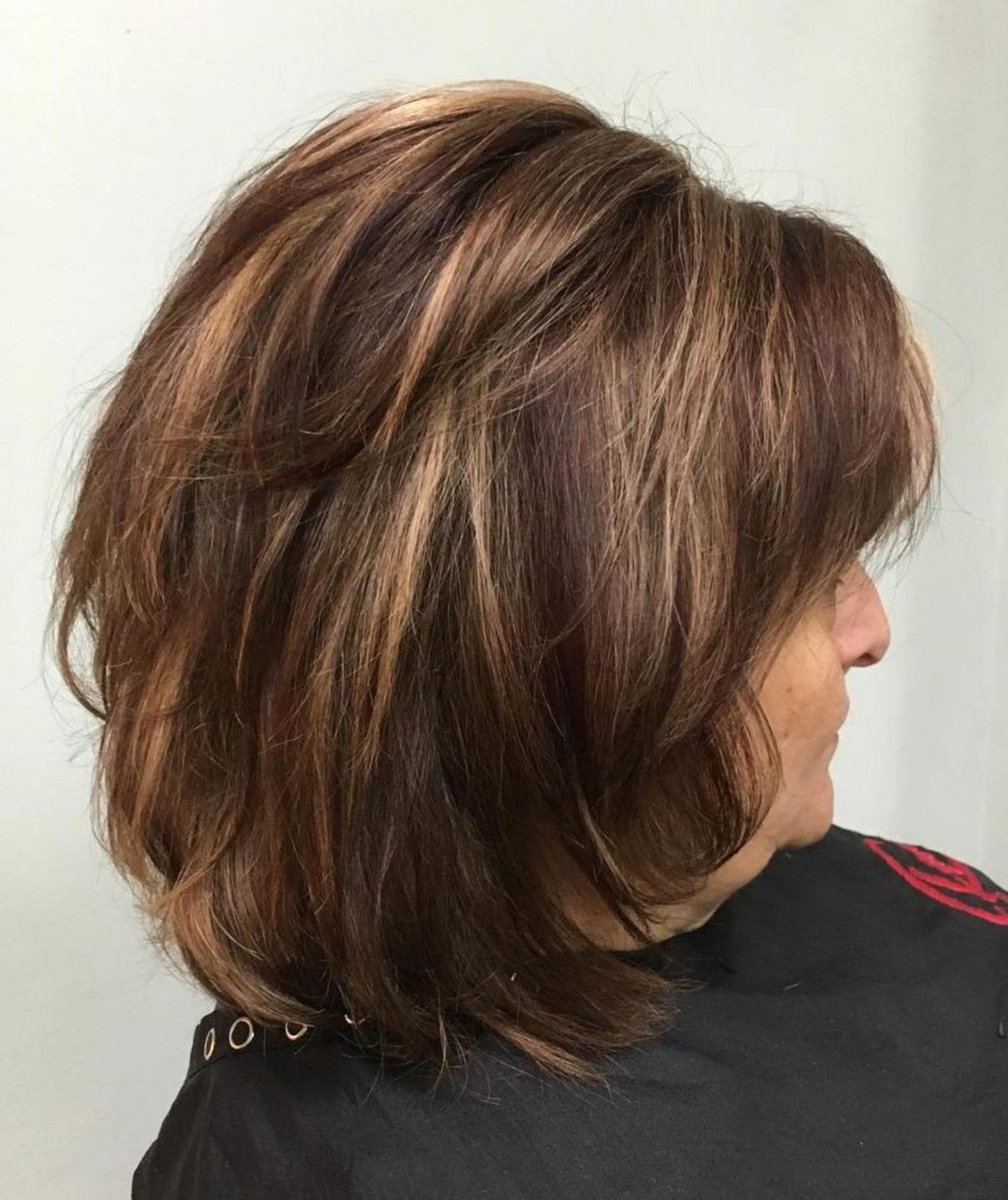 60 Best Hairstyles And Haircuts For Women Over 60 To Suit Any Taste Cool Hairstyles Medium Hair Styles Womens Haircuts